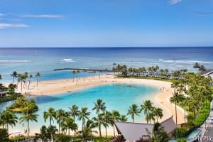 Waikiki Lagoon Ocean View